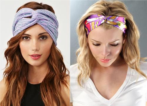 8 идей как носить платок: виды и сочетания